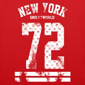 Smileyworld 'New York 72' - Stoffbeutel
