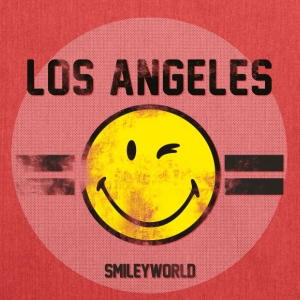 Smileyworld 'Los Angeles' - Schultertasche aus Recycling-Material