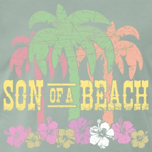 Son of a Beach - Pastells T-Shirts - Men's Premium T-Shirt