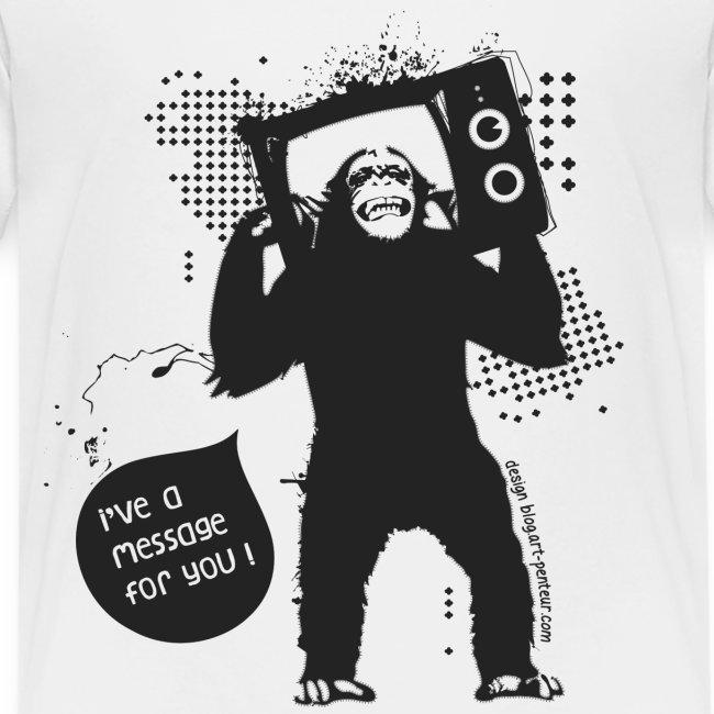 Monkey - Kids
