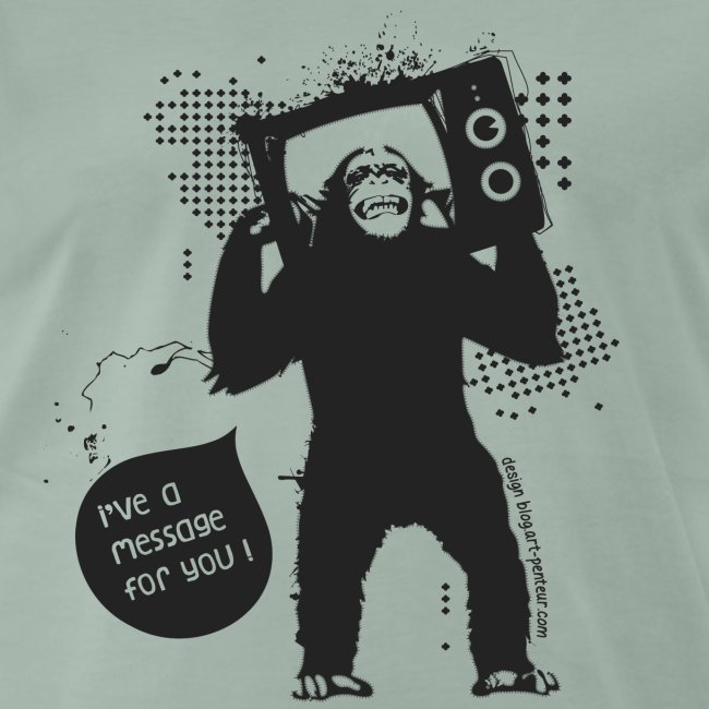 Monkey - Man