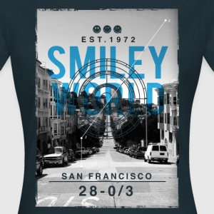 Smileyworld 'San Francisco' - Vrouwen T-shirt