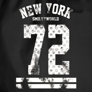 Smileyworld 'New York 72' - Sportstaske