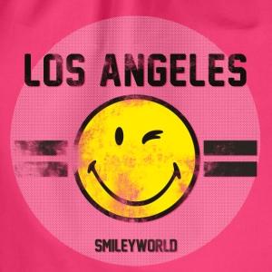Smileyworld 'Los Angeles' - Drawstring Bag