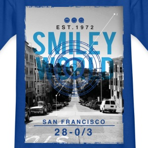 Smileyworld 'San Francisco' - Teenager T-Shirt