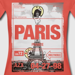 Smileyworld 'Paris Eiffelturm' - Frauen Premium T-Shirt