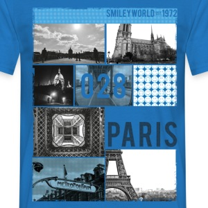 Smileyworld '028 Paris' - T-shirt Homme