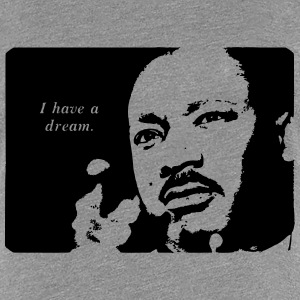 Dr. King - Frauen Premium T-Shirt