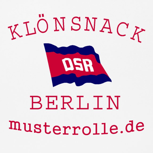 Klönsnack Berlin Mouse Pad