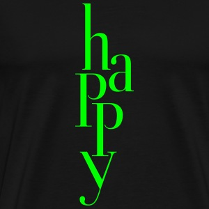 Happy_T-Shirt - Men's Premium T-Shirt