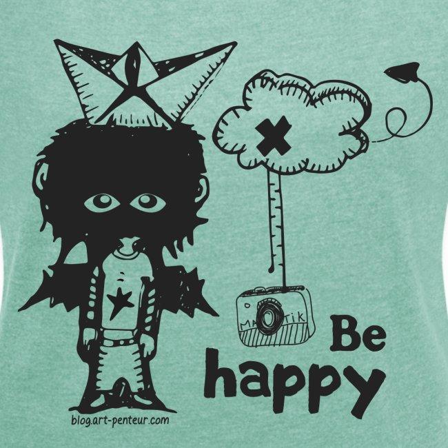 Be Happy - Woman
