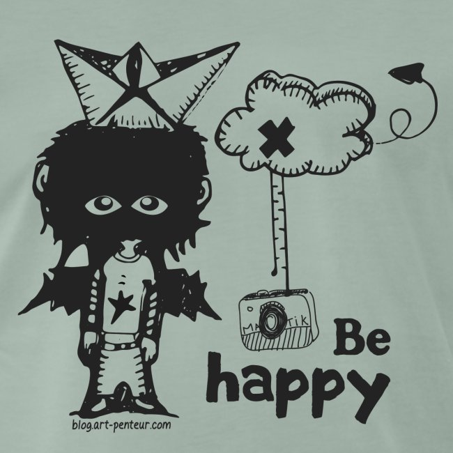 Be Happy - Man
