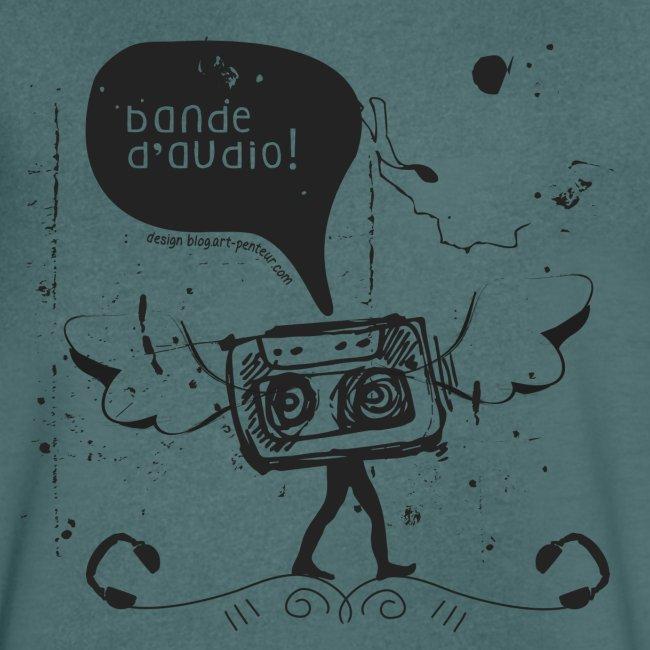 Bande d'audio - Man