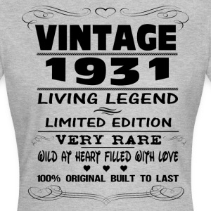 VINTAGE 1931-LIVING LEGEND T-Shirts - Women's T-Shirt