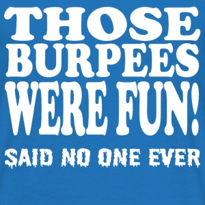Urban Gubbins Burpees 004 - Men's T-Shirt