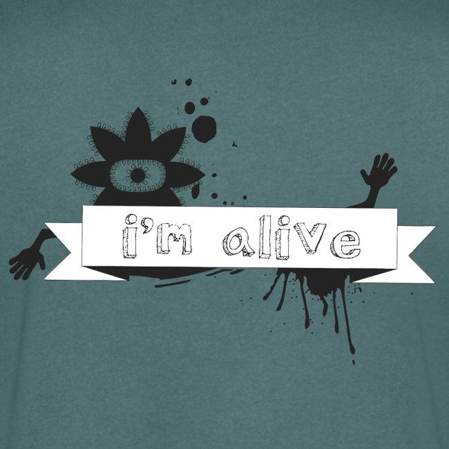 I'm Alive - Man