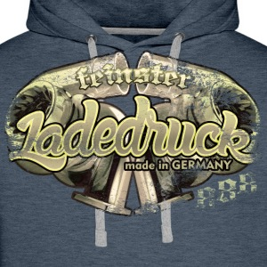 Ladedruck made in germany Pullover & Hoodies - Männer Premium Hoodie