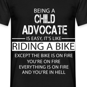 Child Advocate T-Shirts - Men's T-Shirt