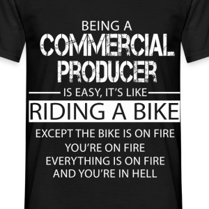 Commercial Producer T-Shirts - Men's T-Shirt