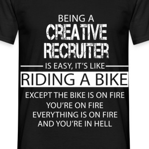Creative Recruiter T-Shirts - Men's T-Shirt
