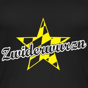 Zwiderwurzn 2C Tops - Frauen Bio Tank Top