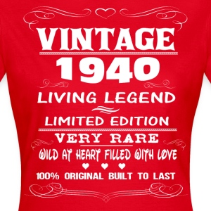 VINTAGE 1940-LIVING LEGEND T-Shirts - Women's T-Shirt