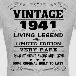 VINTAGE 1941-LIVING LEGEND T-Shirts - Women's T-Shirt