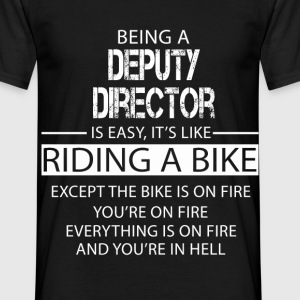 Deputy Director T-Shirts - Men's T-Shirt