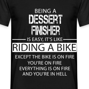 Dessert Finisher T-Shirts - Men's T-Shirt