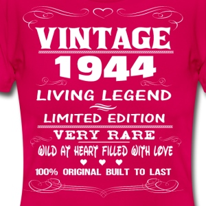 VINTAGE 1944-LIVING LEGEND T-Shirts - Women's T-Shirt