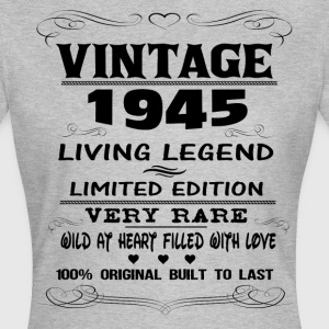 VINTAGE 1945-LIVING LEGEND T-Shirts - Women's T-Shirt