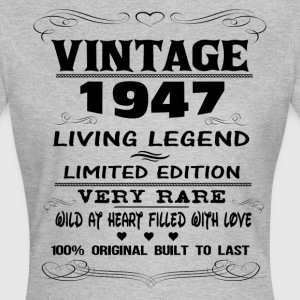 VINTAGE 1947-LIVING LEGEND T-Shirts - Women's T-Shirt