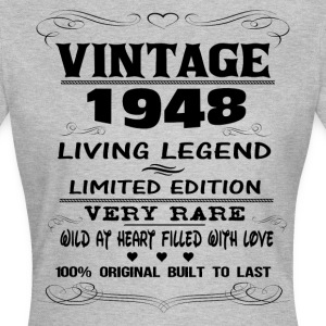 VINTAGE 1948-LIVING LEGEND T-Shirts - Women's T-Shirt