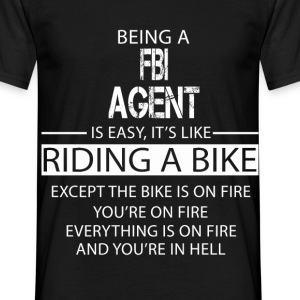 FBI Agent T-Shirts - Men's T-Shirt