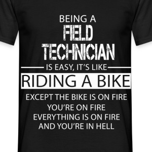 Field Technician T-Shirts - Men's T-Shirt