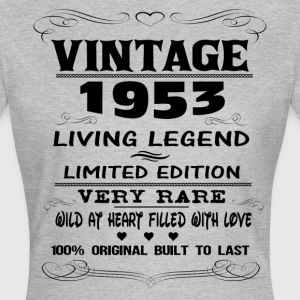 VINTAGE 1953-LIVING LEGEND T-Shirts - Women's T-Shirt