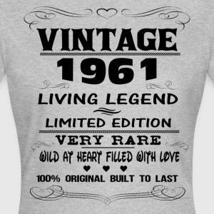 VINTAGE 1961-LIVING LEGEND T-Shirts - Women's T-Shirt