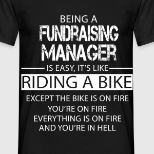 Fundraising Manager T-Shirts - Men's T-Shirt