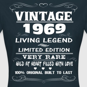 VINTAGE 1969-LIVING LEGEND T-Shirts - Women's T-Shirt
