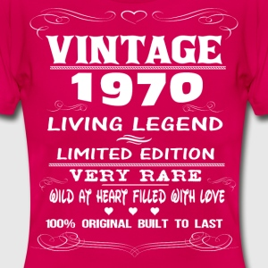 VINTAGE 1970-LIVING LEGEND T-Shirts - Women's T-Shirt