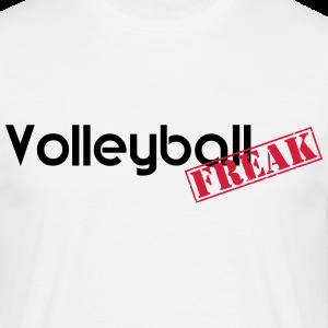 VolleyballFREAK Logo destroyed