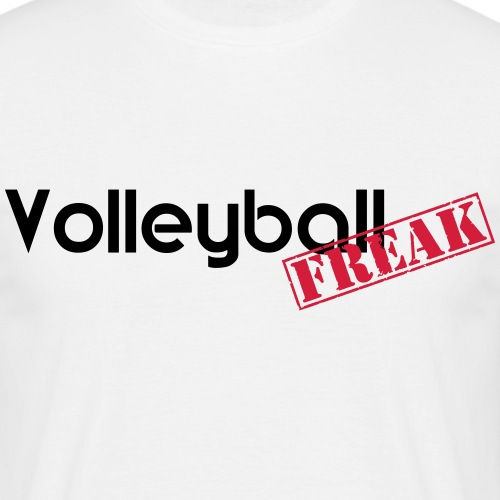 VolleyballFREAK Logo destroyed