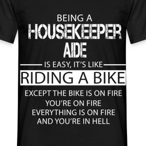 Housekeeper Aide T-Shirts - Men's T-Shirt