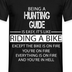 Hunting Guide T-Shirts - Men's T-Shirt