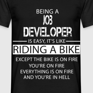 Job Developer T-Shirts - Men's T-Shirt