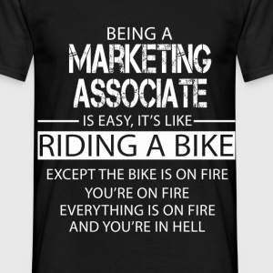 Marketing Associate T-Shirts - Men's T-Shirt