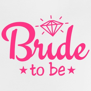 bride to be with diamond 1c Baby Shirts  - Baby T-Shirt