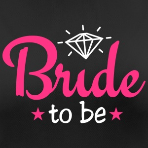 bride to be with diamond 2c Sports wear - Women's Breathable T-Shirt