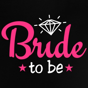 bride to be with diamond 2c Baby Shirts  - Baby T-Shirt