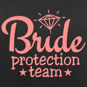 bride protection team 1c / bride security  Abbigliamento sportivo - Top da donna traspirante